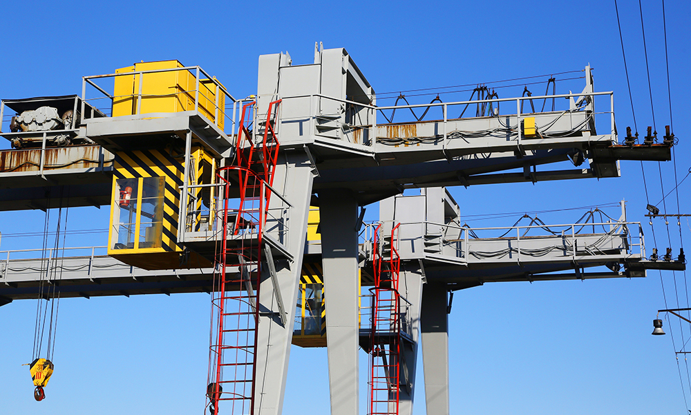 Lifting Equipment for Scaling New Heights