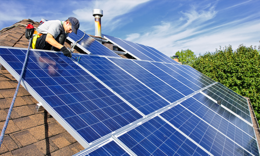 Get the maximum power from your panels with solar panel cleaning Adelaide