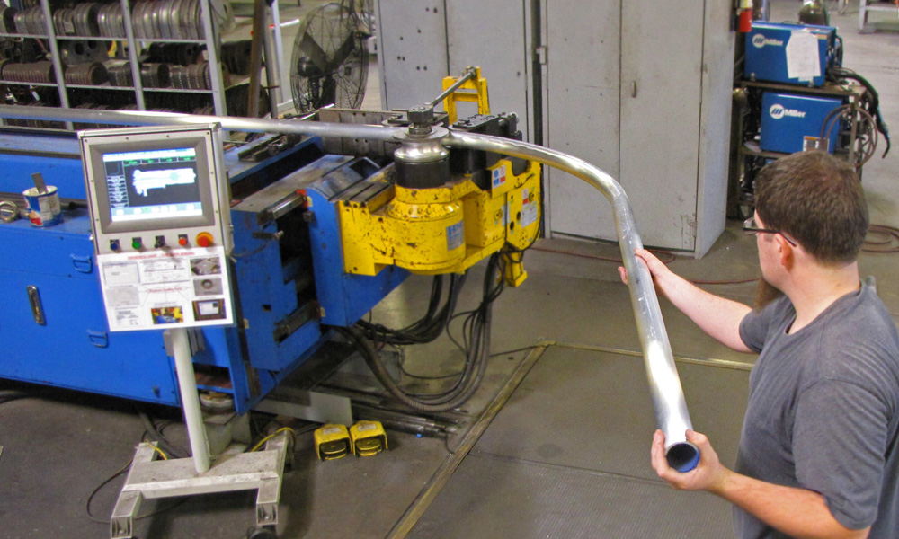 Make Your Work More Precise With Pipe Bending