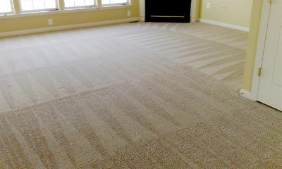 Water Damage Carpet Cleaning