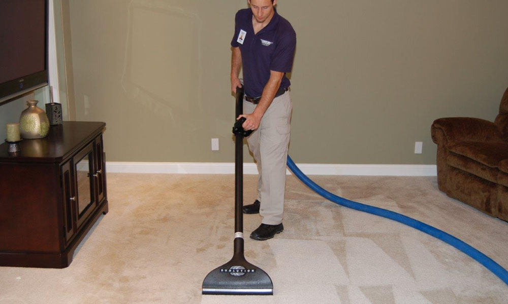 Making the Drying of Carpets a Breeze