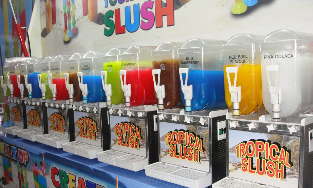 at home slush machine