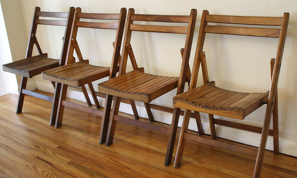 Hire Folding Chairs for the Grandest Days in your Life