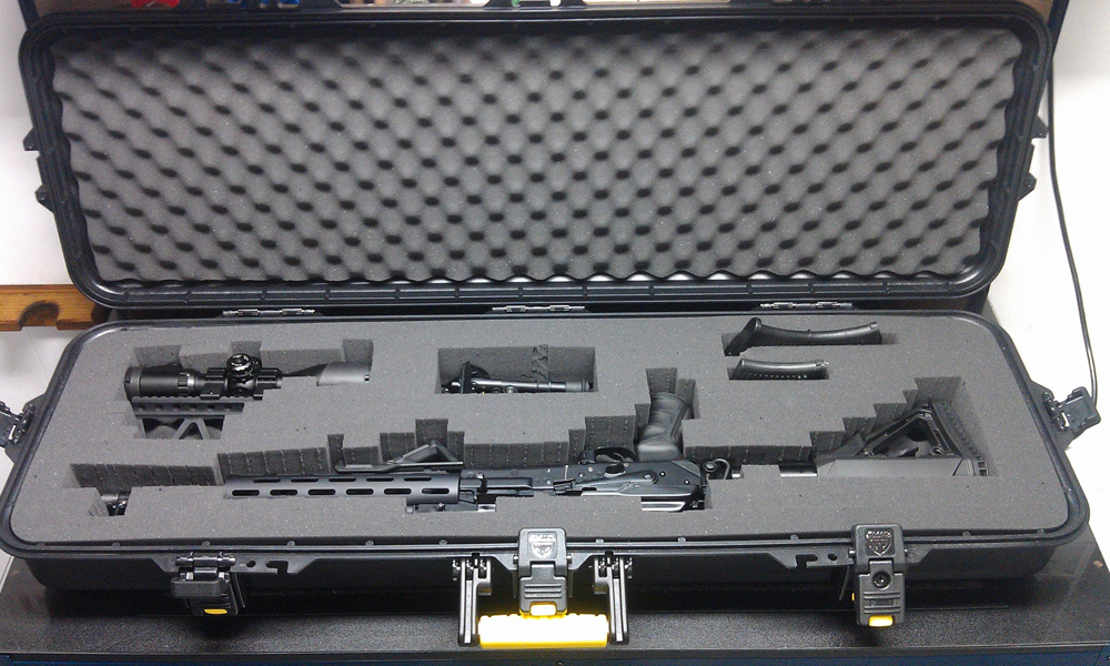 Protect your Gun with a Case