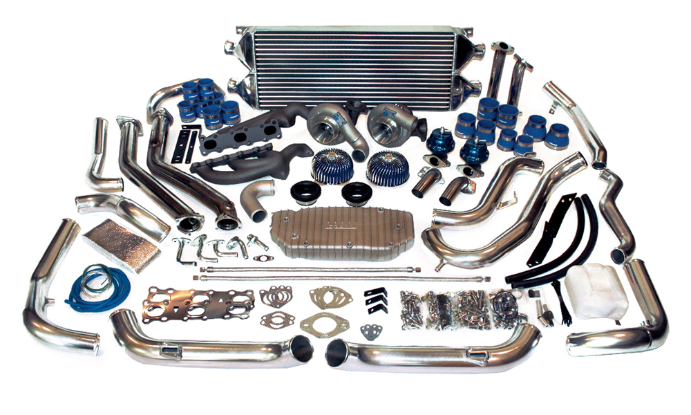 Guidelines to Choose the Correct Twin Turbo Kit