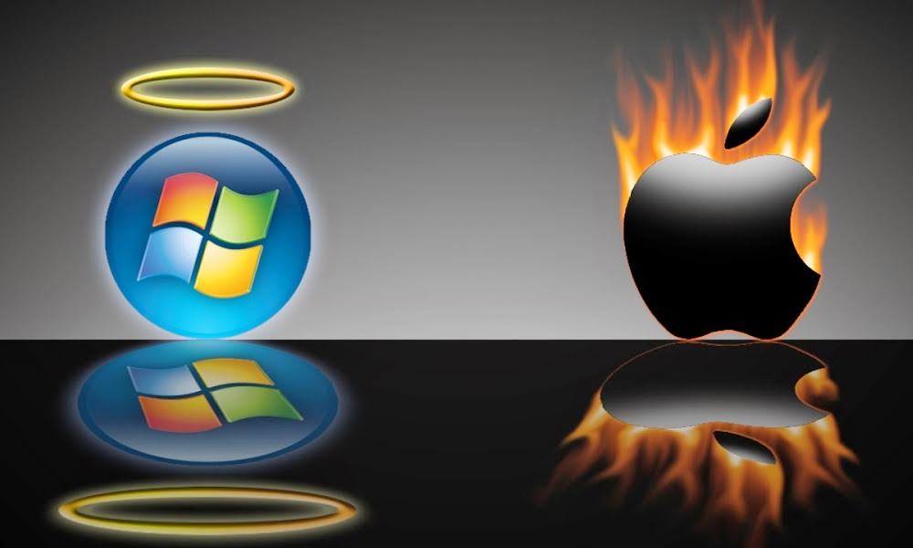some reasons that makes microsoft better than apple