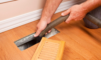 Professional Duct Cleaning Services