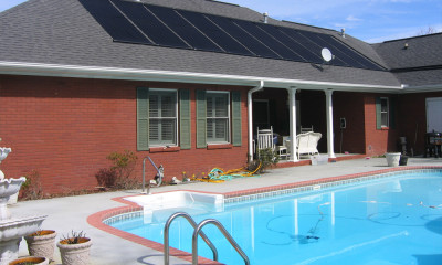 Ideal Solar Pool Heating System in Adelaide