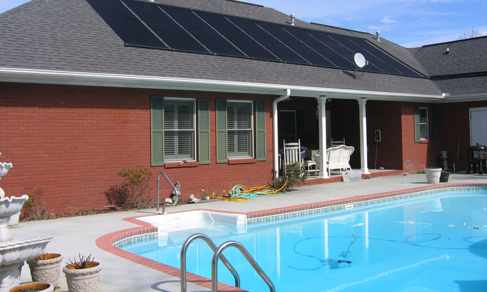 Is Solar Pool Heating Suitable for an Adelaide Climate?