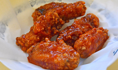 Spicy Korean Chicken Online Recipe