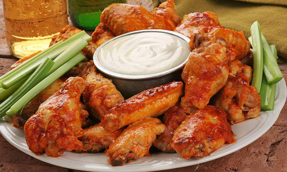 Spicy Chicken Wings For Your Taste Buds