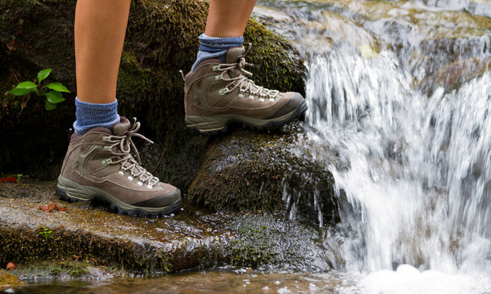 Walk In Style With Waterproof Shoes