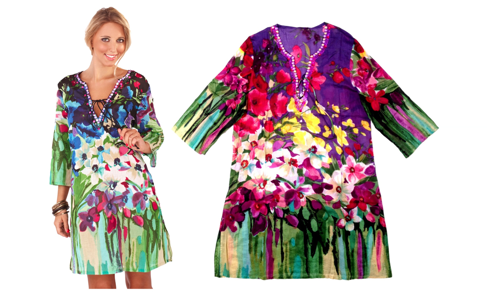 Buy Kaftan With The Help Of Online Shopping Sites