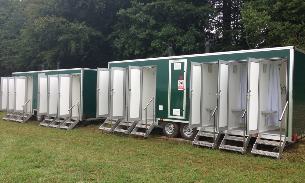 Why do you need Portable Toilet Hire?