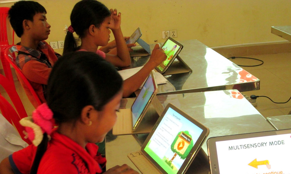 Tablets As Element of Educational Equipment