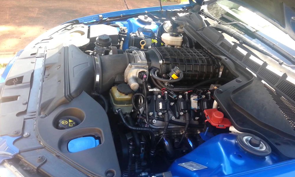 Supercharged Commodore – Drive Your Car at Fantastic Speed