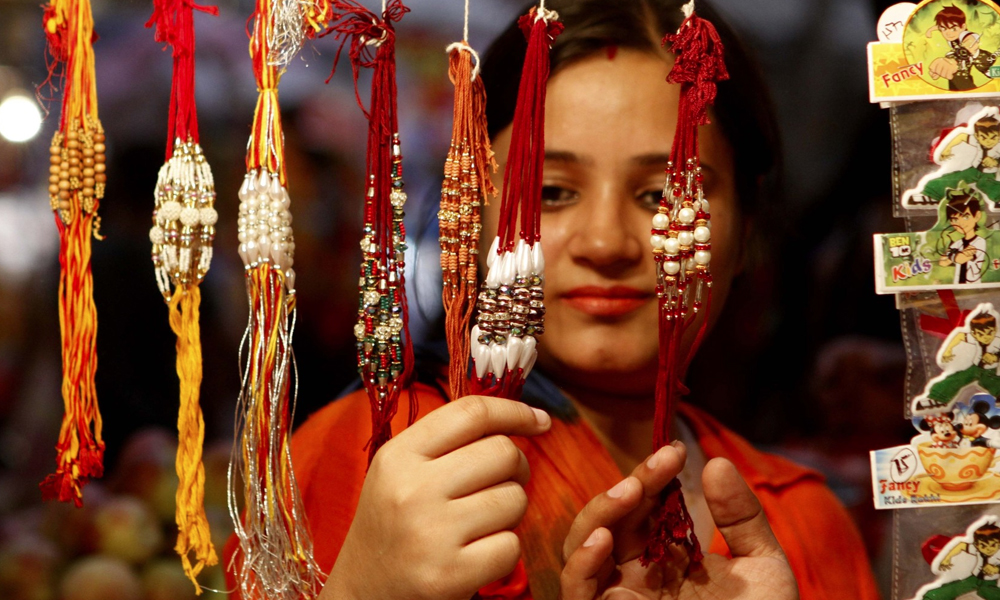 Suggestions On What To Send A Brother For Rakhi To Australia