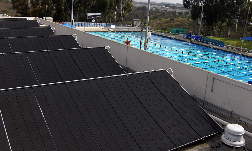 How to test your Pool Water when you have Solar Pool Heating in Brisbane?