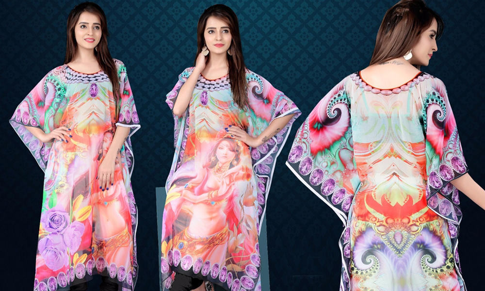 Summer Is Always A Fashionista With The Favourite Kaftans Online Season