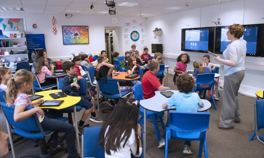 Suitable Teaching Methods While Using Educational Apps in Classrooms