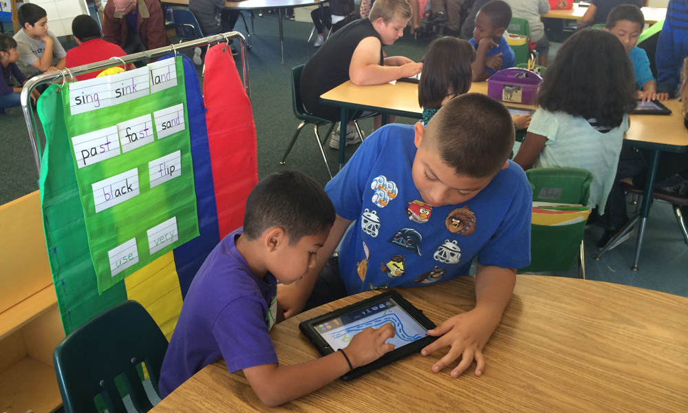 40% of Parents Acquire Knowledge How To Use Technology from Their Children