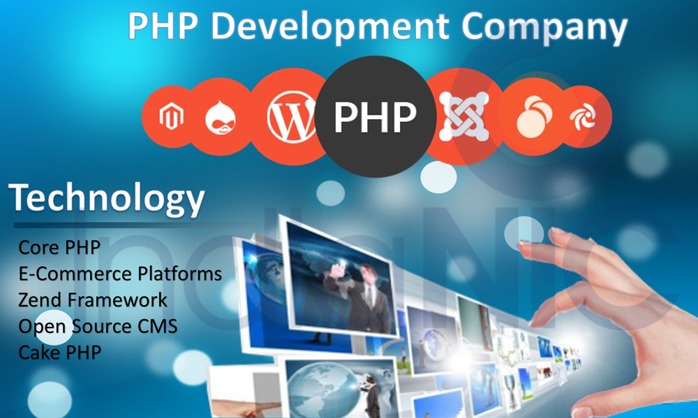 Get All-Inclusive Services by PHP Web Development Company