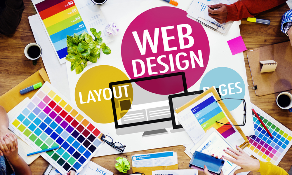 Shape Up The Online Presence with Web Design India