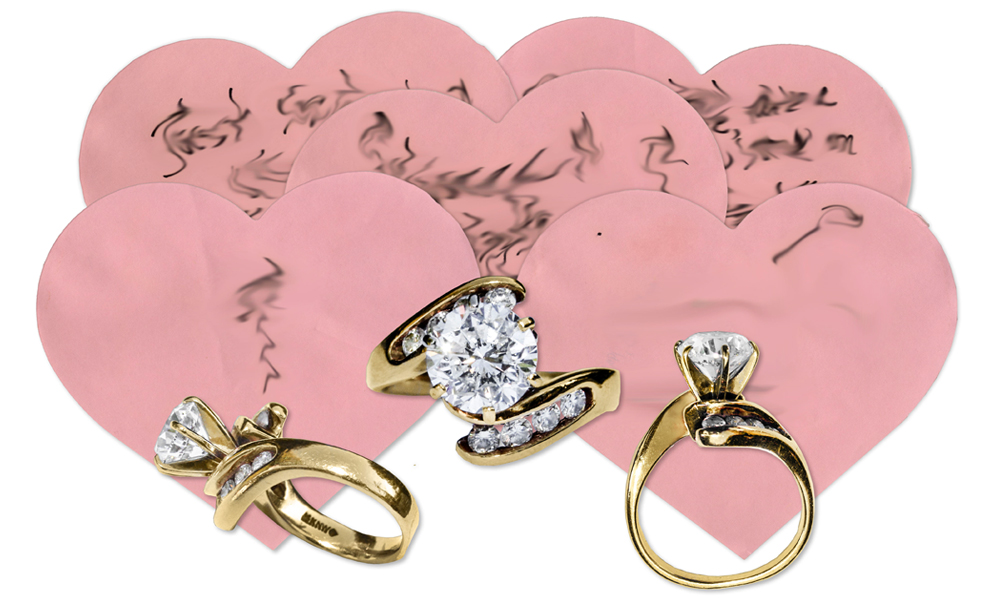 Enhance The Beauty of Your Engagement Ring With A Diamond
