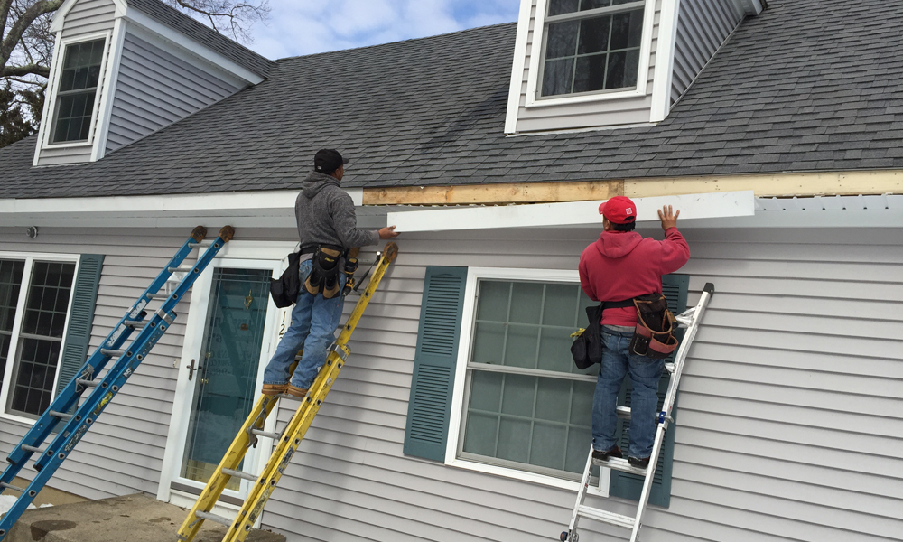Different Installation Methods for Different Gutters