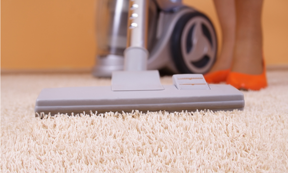 Different Types of Carpet Cleaning Methods Used by Professionals