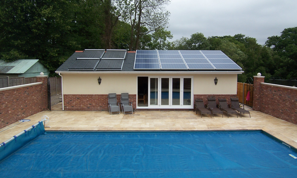 Solar Pool Heating Systems Brings An Ease for The Modern Pool
