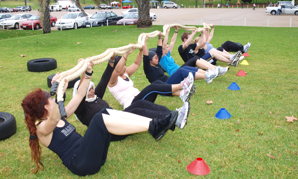Join Boot Camp Melbourne and Get The Best Workout Experience With The Best Coaches