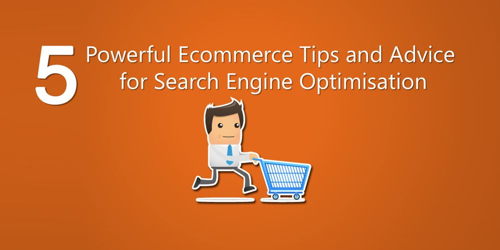 5 E-Commerce Tips from Professional SEO Firm