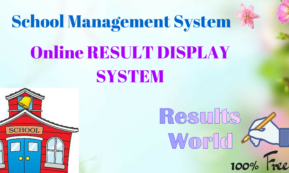 Features of School Management Systems for Small Schools