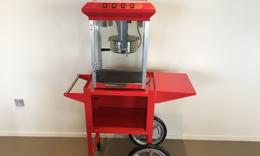 Buy The Best Popcorn Equipment from Best Place