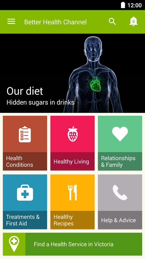 Health Related Application