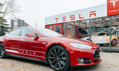 bigstock-Tesla-Model-S-Electric-Car-Zer-79464001-1