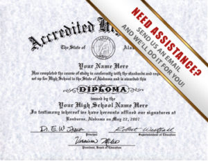 Fake-High-School-Diploma