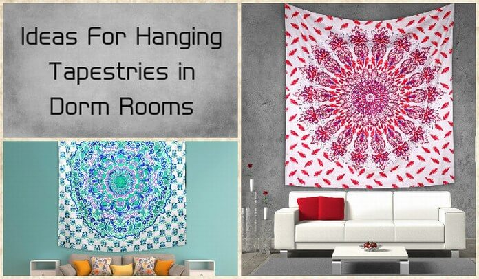 Wall Hanging Tapestry Room Interior Decoration LIVE BLOG SPOT