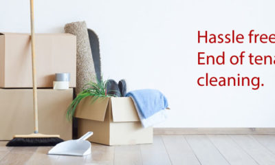 End of Tenancy Cleaning Company in London