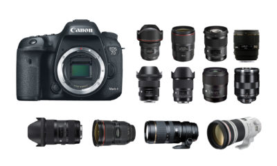 Rental Lenses For DSLR Cameras