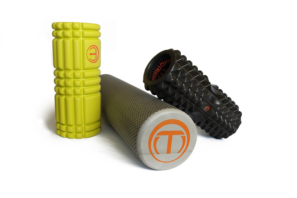 Using Foam Rollers to Improve Your Performance