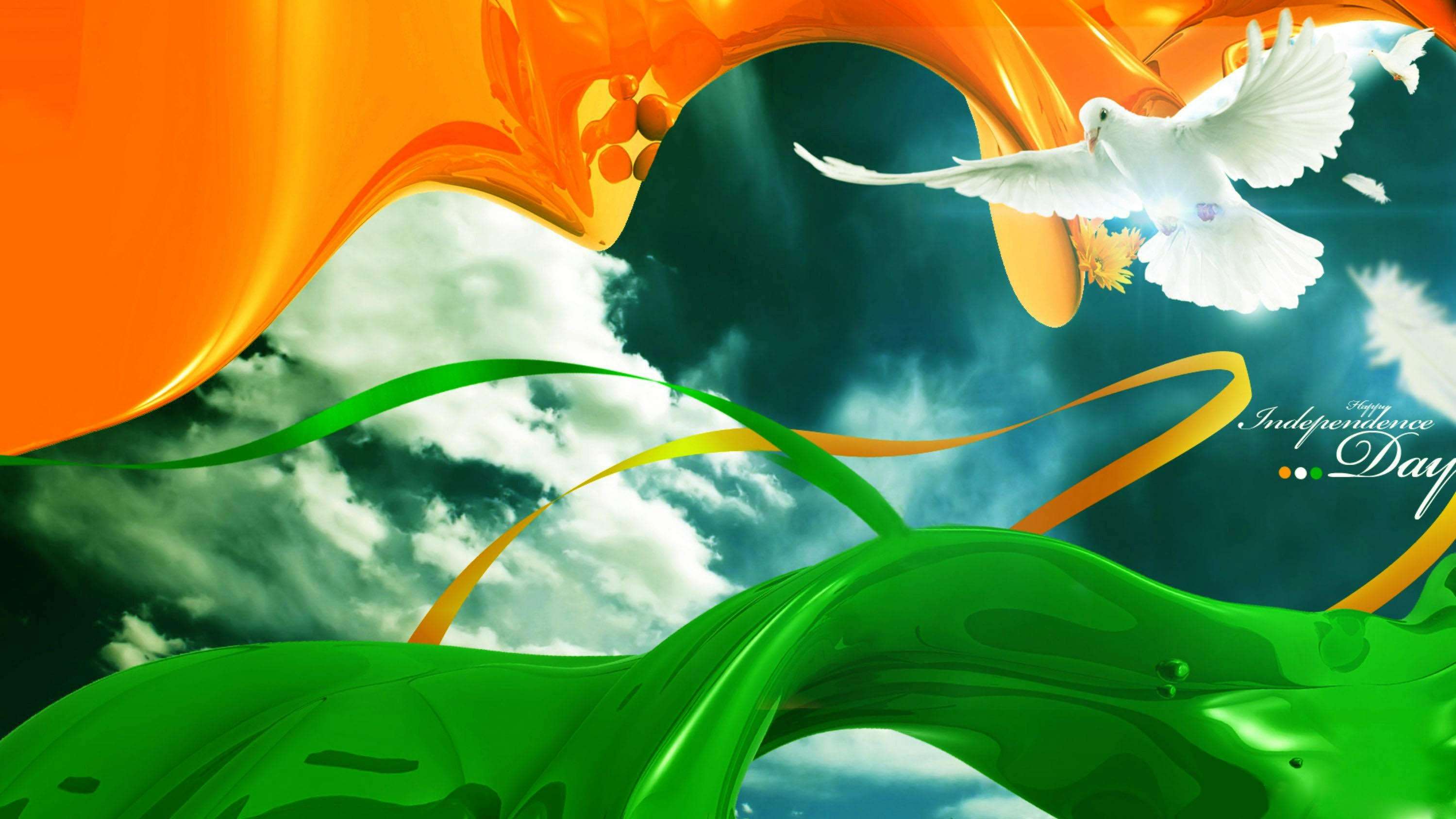 INDIA ON EVE OF ITS 71st INDEPENDENCE