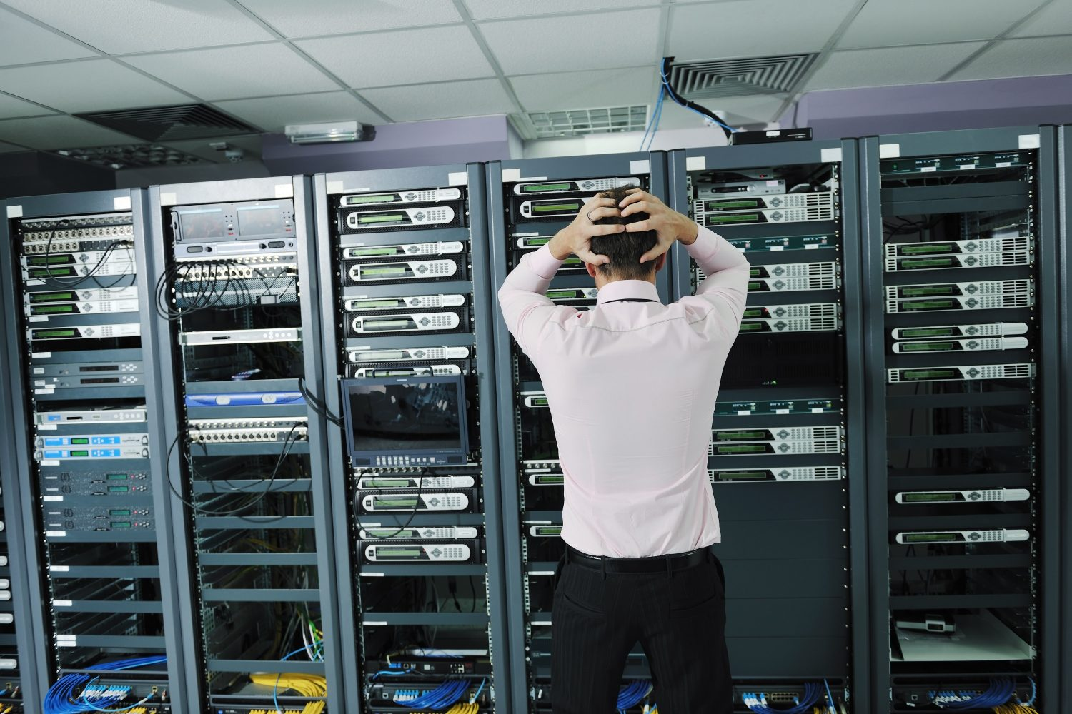 3 Signs That Your Colocation Provider Is Providing Fool-Proof Security