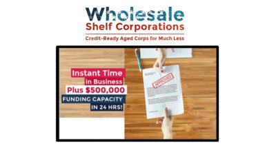 Wholesaleshelf Corporations