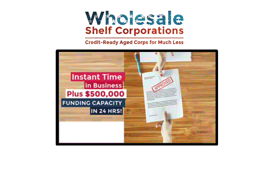 Realistic Reasons Why You Should Buy Shelf Corporations