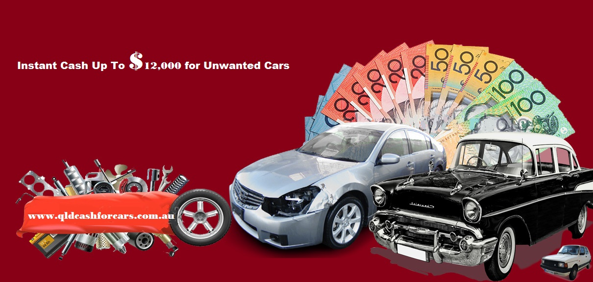 Sell Used Cars in Any Condition - Cash for Car Removals Brisbane