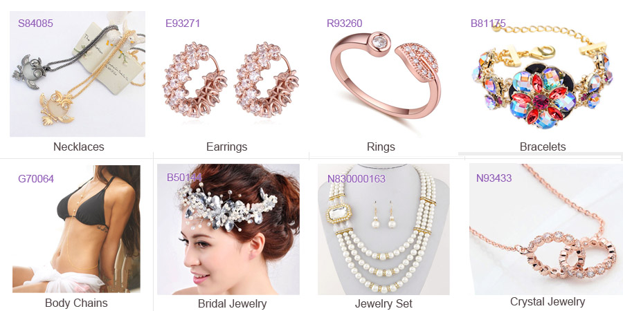Wholesale Costume Jewelry Online to Make Your Personality Pleasing
