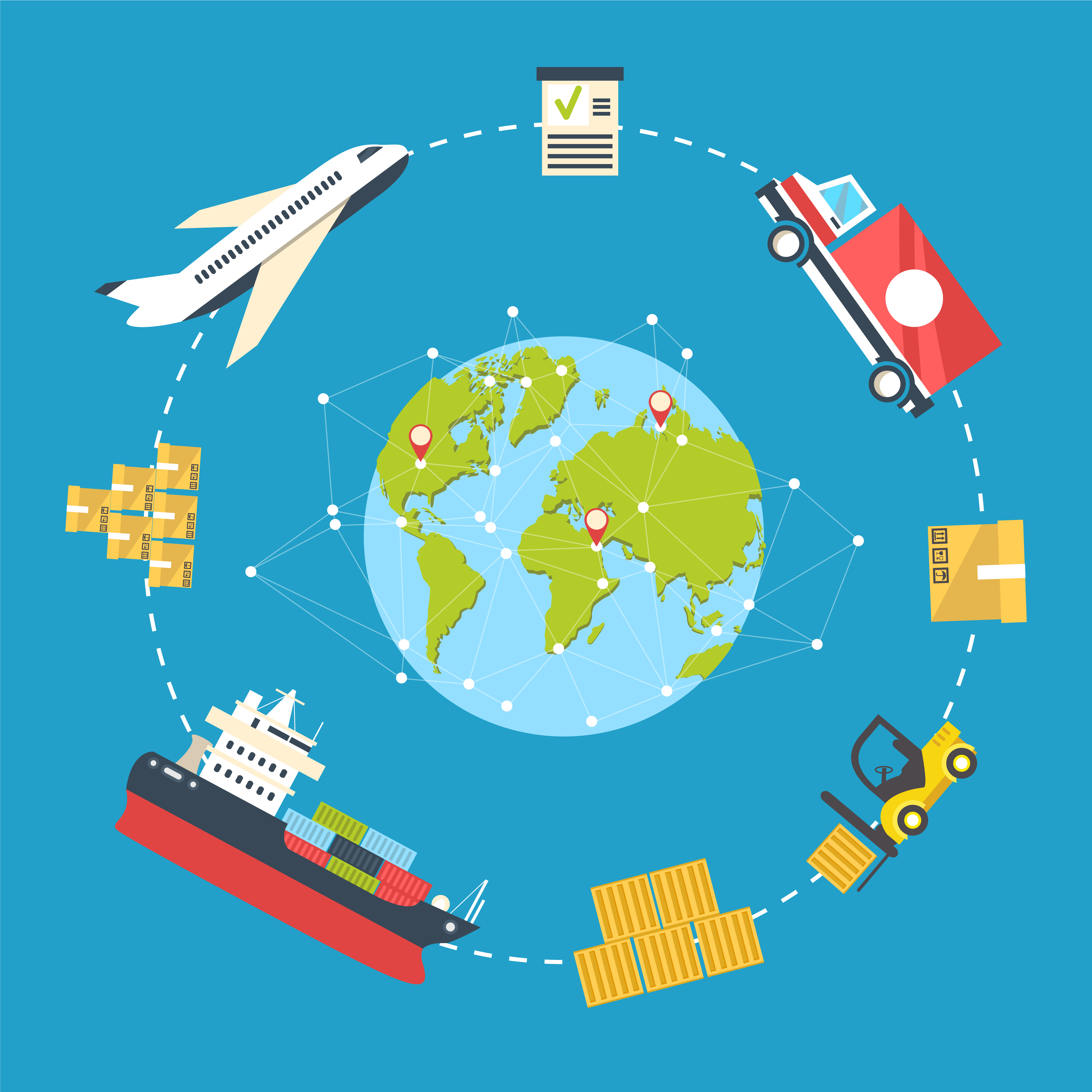 How to effectively manage your inventory for global supply chain?