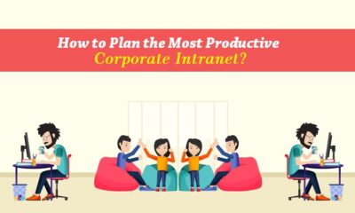 tips to plan Productive Corporate Intranet today